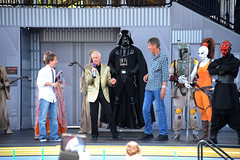 Star Wars Weekends 2011 Week 1 and 2 (The Official Star Wars) Tags: starwars disney anthonydaniels daniellogan davefiloni brucespence jamesarnoldtaylor deebradleybaker ashleyeckstein starwarsweekends2011