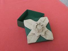 SunBox-1 (soma0213) Tags: origami box chrispalmer flowertower