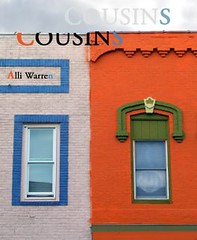 Cousins by Alli Warren (Lame House Press) the opening of this Contemporary Poetry Library in the Creative Writing Room, 301 Wheeler Hall