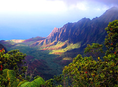 My favorite spot in Hawaii (Xapa) Tags: ocean travel vacation nature beauty hawaii interestingness scenery view explore kauai napali karabaker frhwofavs