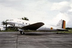Cameroon Air Force, (4)155504, C.47, DLA, 60s', courtesy Jacques Guillem (AlainDurand) Tags: douglas dc3 c47 douala cameroon dla douglasdc3 douglasc47 airforces cameroonairforce 155504 jacquesguillem arméedelairducameroun airforcesofafrica airforcesoftheworld