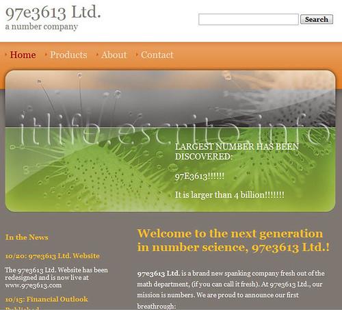 97e3613 home page