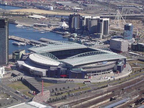 Docklands Stadium, Melbourne