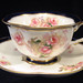 Crescent and Son China Cup & Saucer