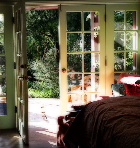 French doors by vidalia_11, on Flickr
