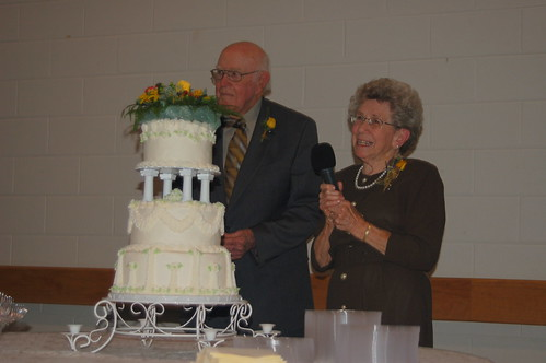 Mom and Dad 60th Anniversary