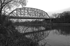 steel bridge