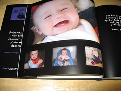 Blurb book - interior