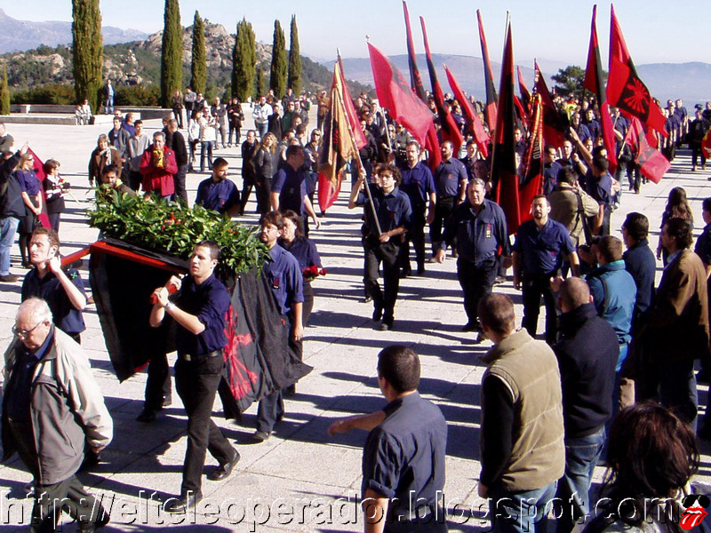 30 - 20N 2007 - Falange de las JONS
