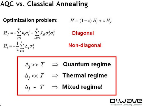 What the difference regions of quantum effects, mixed effects and classical effects would be