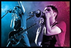 Placebo (Murilo Morais) Tags: inglaterra original brazil music art rock brasil photoshop live brian pop indie londres glam ao gibson msica placebo vivo meds reino unido molko grafics alternativo murilo