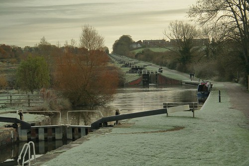 Devizes Lock Photo 1