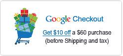 Google Checkout Holiday