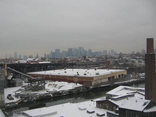 Gowanus in Snow