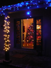 More of our Christmas lights