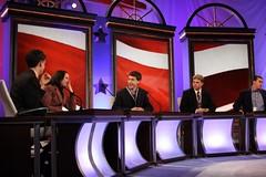 Student Debate Standins