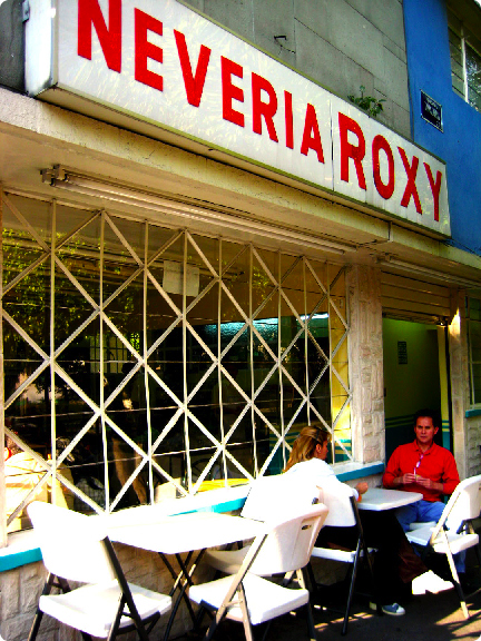 neveria roxy