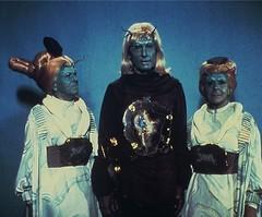 Three Andorian Ambassadors