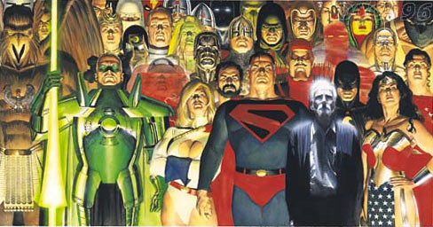 Kingdom Come (C) DC Comics