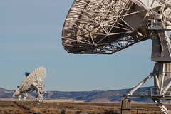 VLA Very Large Array Radiotelescope, New Mexico 2008 (Gord McKenna) Tags: sky usa newmexico radio nikon dish satellite science telescope galaxy astronomy nm gord pulsar antenna socorro magdalena radar vla parabolic radiotelescope mckenna verylargearray quasar phasar gordmckenna verrylargearray