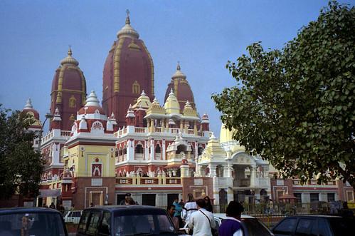 1996 #230-22A New Delhi Hindu Temple (Birla)