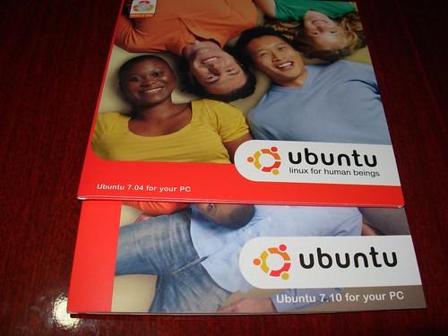 Ubuntu 7.10 called..