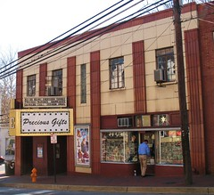 Ellicott City Former Movie Theater (Mr.TinDC) Tags: retail architecture buildings maryland storefronts theaters stores theatres marquees howardcounty ellicottcity movietheaters movietheatres pilasters mainstreets ellicotttheatre