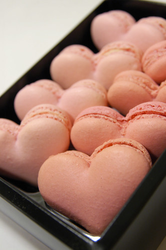 Macaron Rose, Maison Kayser, Nihonbashi