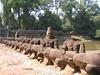 Preah Khan northern entrance - dev…