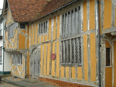 Little Hall, Market Place, Lavenham