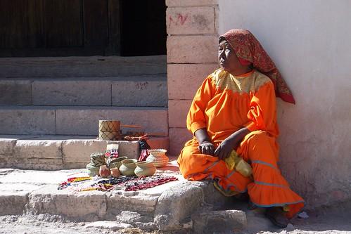 Mujer raramuri