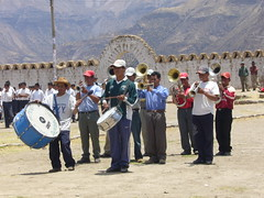 Huaynacotas fiesta bandas