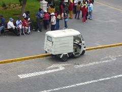 Arequipa voiture