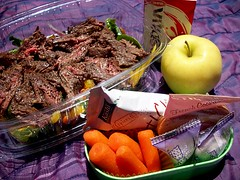 Salad Bento (Eris Kallisti) Tags: lunch japanese salad healthy bento organic kashi