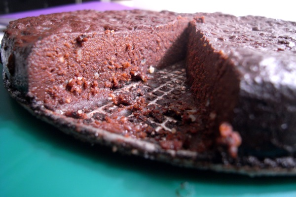 chocolate idiot cake