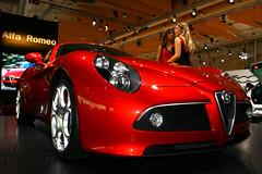 Fast cars and sweet dreams! (RiCArdO JorGe FidALGo) Tags: portugal lisboa lisbon transaxle mywinners canoneos400ddigital alfaromeo8ccompetizione fidalgo72 ricardofidalgo ricardofidalgoakafidalgo72 salãointernacionaldoautomóveldeportugal2008