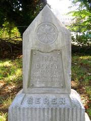 lee mission cemetery - salem, or (DeadManTalking) Tags: cemetery graveyard oregon salem marioncounty whitebronze deadmantalking leemission hiramgeren