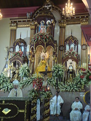 Obando  Church Retablo: Fiesta 2008 (Custodia Virgo Salambao: WOW! SALAMBAO!) Tags: clara our church st parish lady de san shrine clare concepcion bulacan sta conception pascual immaculate nuestra obando seora baylon asis inmaculada diocesan asisi salambao obandofertlityrites bulacanphilippines