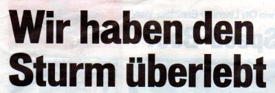 sturm headline