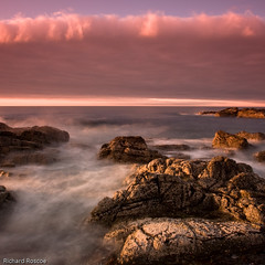 Sunset on the Rocks #2 (Richard Roscoe Photography) Tags: longexposure sunset beach clouds landscape scotland bravo rocks aberdeenshire explore breathtaking cubism fraserburgh 500x500 broadsea oceanshore abigfave impressedbeauty bratanesque frhwofavs theroadtoheaven winner500 breathtakinggoldaward thebestwaterscapes bredsie vision100 globalworldawards saariysqualitypictures