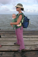 """Strap 'em on and hit the road!""—Tranquilo article on adventure vacation with young children"