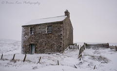 The Old Hartside House (.Brian Kerr Photography.) Tags: snow winter weather edenvalley alston hartsidepass oldhouse cumbria cold coldmorning freezing landscapephotography outdoor outdoorphotography wild windy nature naturallandscape natural landscapes