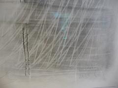 "Gerhard Richter, ""Set of Four Drawings, 2005"" (John Kannenberg) Tags: 2005 chicago art museum paper drawing institute charcoal graphite aic grandopening gerhardrichter modernwing"