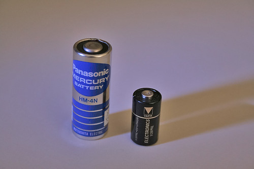 DIY - Yashica Electro 35 - Replace ur 'zed batery - #14