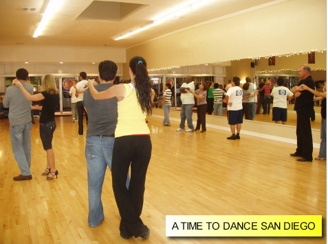 A Time to Dance Studio San Diego