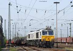247 034-2 DB Schenker ( Class66 ) (vsoe) Tags: west germany deutschland db nrw duisburg ruhrgebiet nordrheinwestfalen ecr oberhausen mathilde ruhrpott schenker güterzug class66 emd brammenzug wannheim