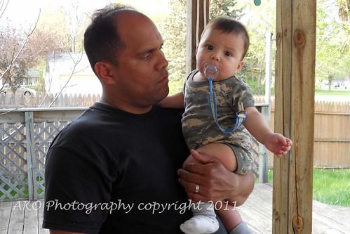 Marshall & Daddy