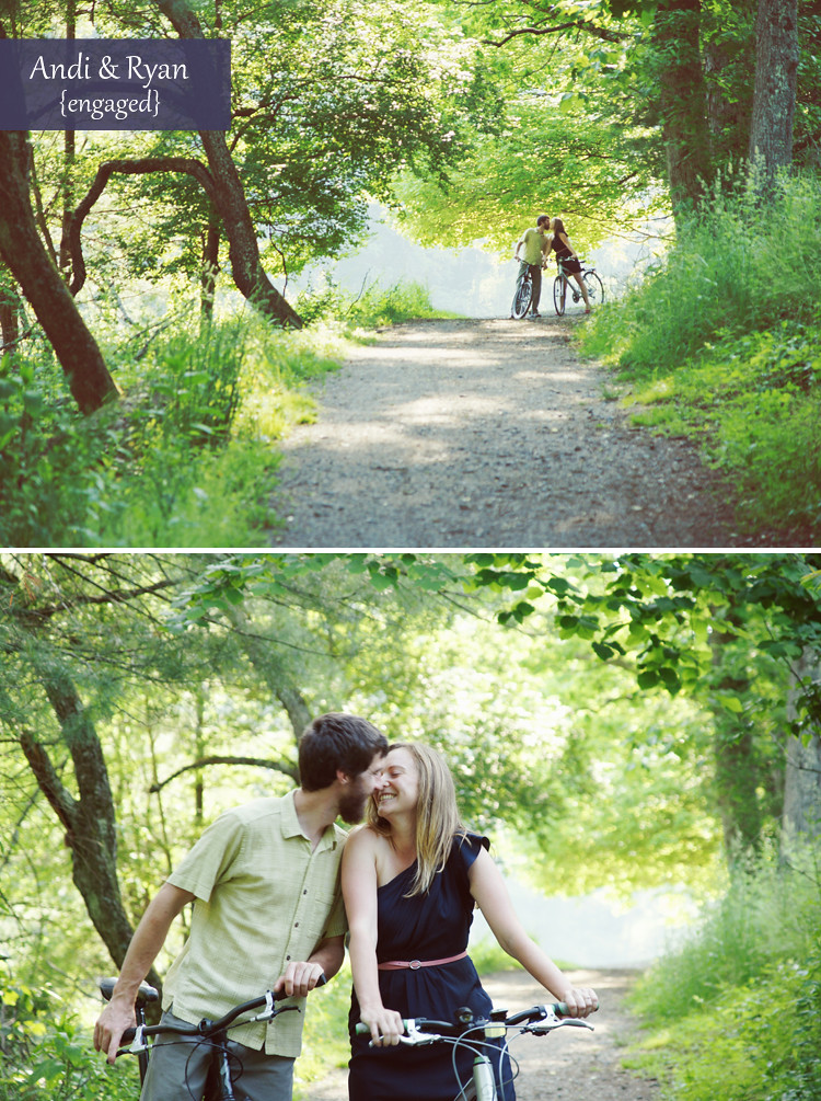 Andi & Ryan {Engaged} Sneak Peek