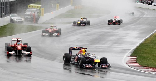 F1 Canadian GP 2011