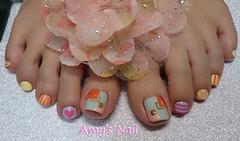 Amy's Nail美甲工作室 (aK990123) Tags: nail gel nailart 台中市 美甲 gelnail 南屯區 光療 基礎保養 光療指甲 nailgel 光療凝膠 手足保養 flickrandroidapp:filter=none